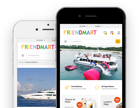 FRIENDMART.COM BY FRIENDCLUB.COM